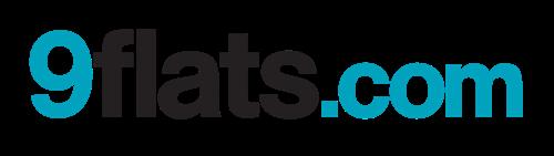 9flats.com Logo