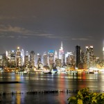 New York City skyline from New Jersey across river - Why moving to New York will be the best decision I have ever made