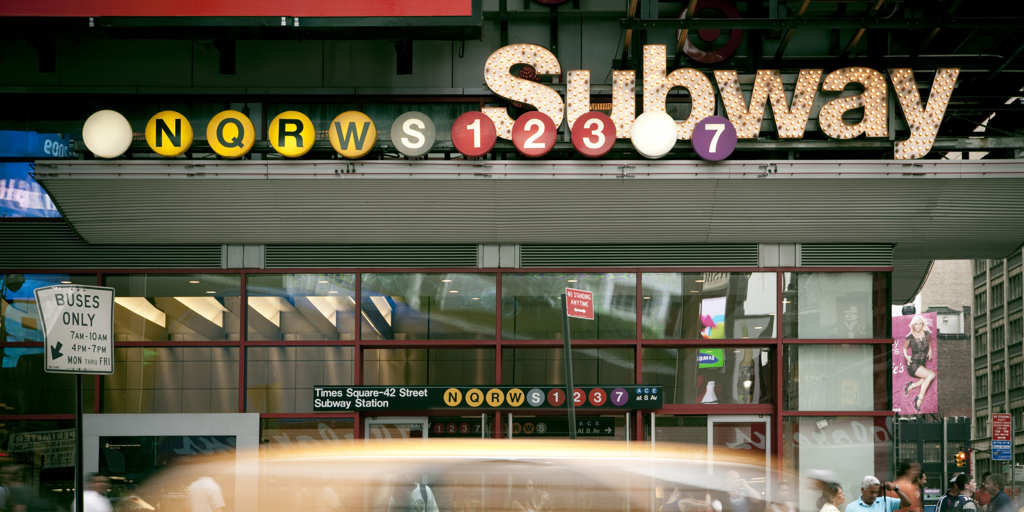 8 ways riding the New York subway will make you a better person ...