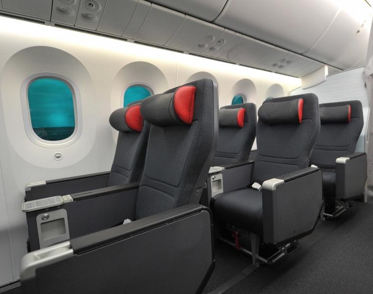 New option for entrepreneur travel: Singapore Airline Premium Economy