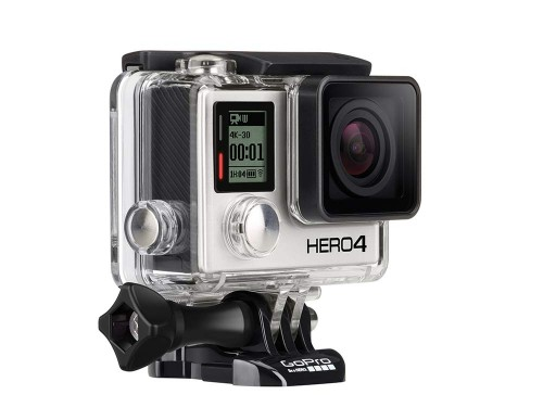GoPro Hero4 - travel accessories
