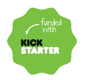 Funded with Kickstarter Jaunt Pack