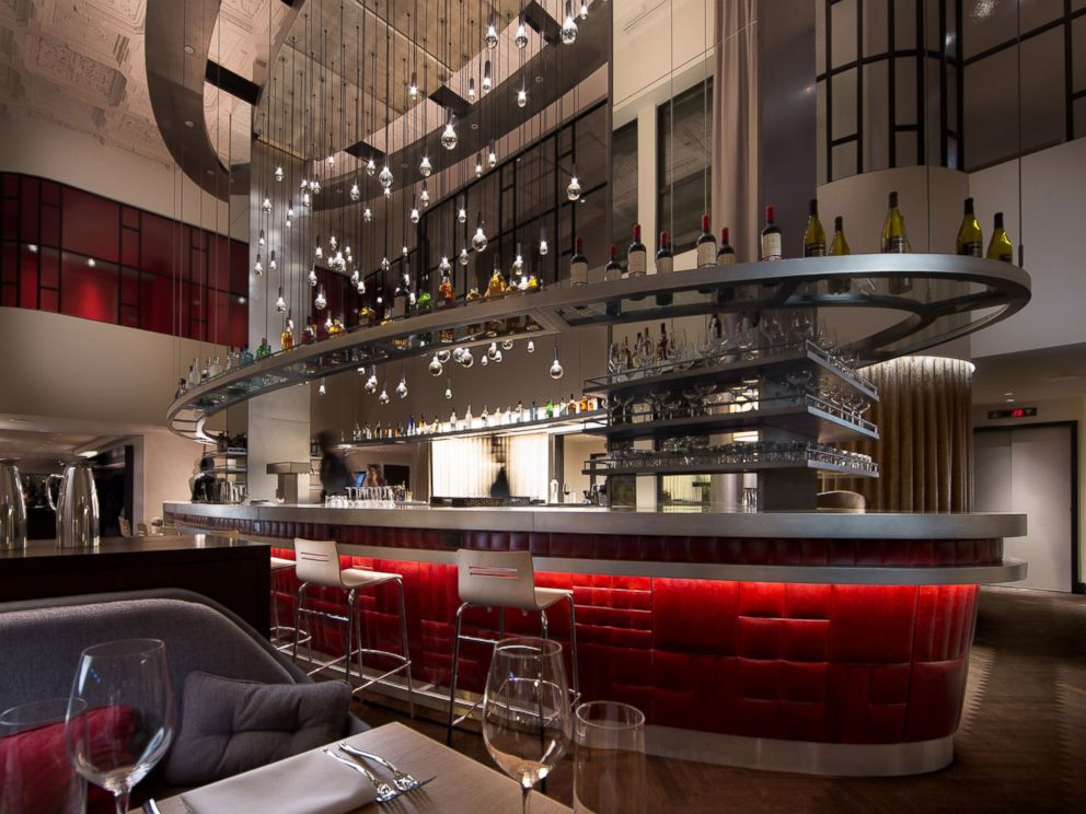 Virgin Hotel Bar