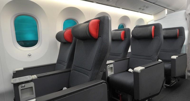 Singapore Airlines Premium Economy Seats