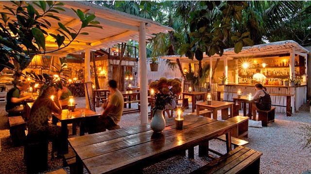 Hartwood Restaurant in Tulum Mexico - Cancun
