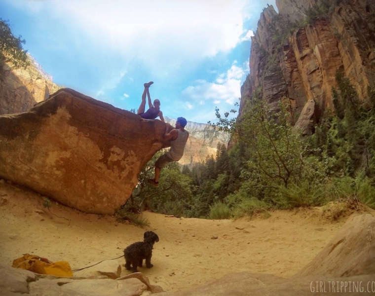 21 Zion hikes, routes and trails you can't pass up